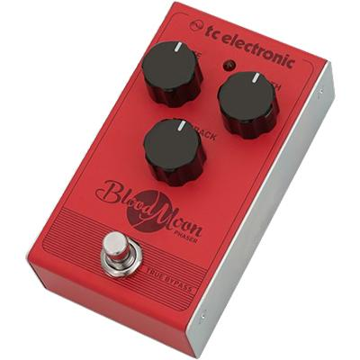 TC ELECTRONIC Blood Moon Phaser Pedals and FX TC Electronic