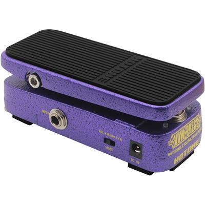 HOTONE Vow Press Mini Vol/Wah Pedals and FX Hotone