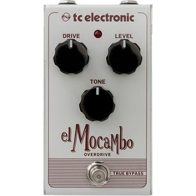 TC ELECTRONIC El Mocambo Overdrive Pedals and FX TC Electronic