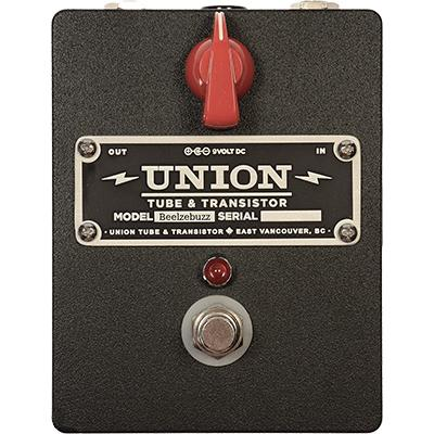 UNION TUBE & TRANSISTOR Beelzebuzz Pedals and FX Union Tube & Transistor