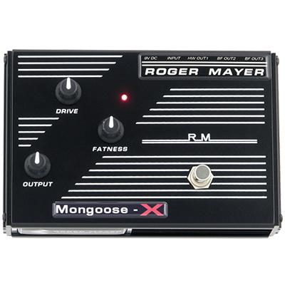 ROGER MAYER Mongoose X Pedals and FX Roger Mayer