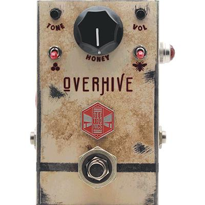 BEETRONICS Overhive Standard Series Pedals and FX Beetronics