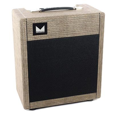 MORGAN AMPLIFICATION PR12 Combo - Driftwood Finish Amplifiers Morgan Amplification