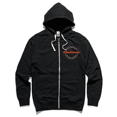 "DELUXE Zip Hood ""PEDAL"" - Small"
