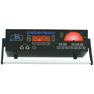 PETERSON AutoStrobe 490-ST Pedals and FX Peterson