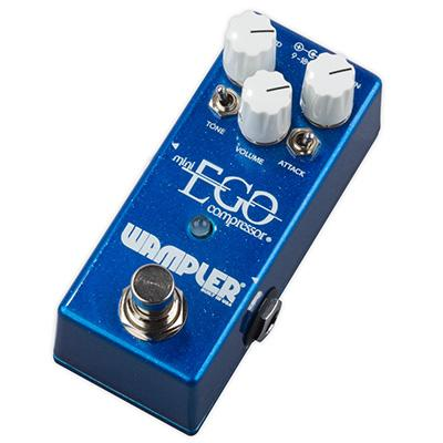 WAMPLER Mini Ego Compressor Pedals and FX Wampler