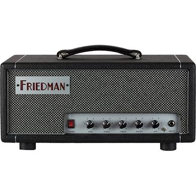 FRIEDMAN Dirty Shirley Mini 20w Head Amplifiers Friedman Amplification