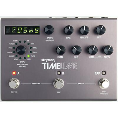 STRYMON Timeline Pedals and FX Strymon