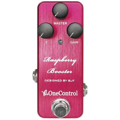 ONE CONTROL Raspberry Booster Pedals and FX One Control