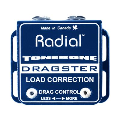 RADIAL Dragster Pedals and FX Radial Engineering