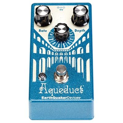 EARTHQUAKER DEVICES Aqueduct Pedals and FX Earthquaker Devices