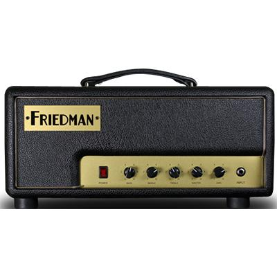 FRIEDMAN Pink Taco 20w Head Amplifiers Friedman Amplification