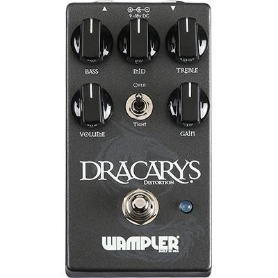 WAMPLER Dracarys Pedals and FX Wampler