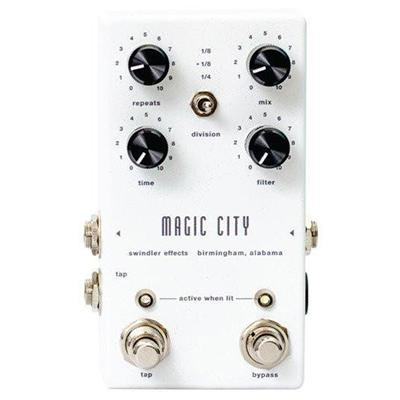 SWINDLER EFFECTS Magic City Delay