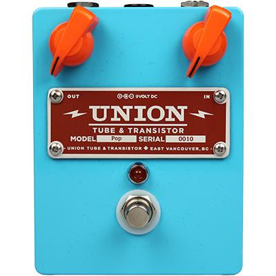 UNION TUBE & TRANSISTOR POP