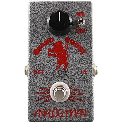 ANALOG MAN Beano Boost w/ Power Jack