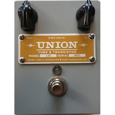 UNION TUBE & TRANSISTOR LAB Compressor