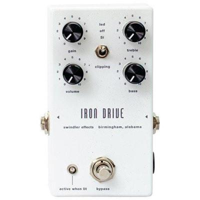 SWINDLER EFFECTS Iron Drive Overdrive