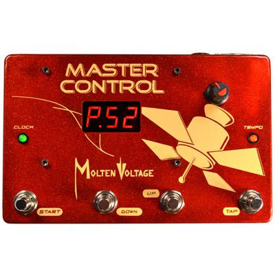 MOLTEN VOLTAGE Master Control MV-58 Pedals and FX Molten Voltage