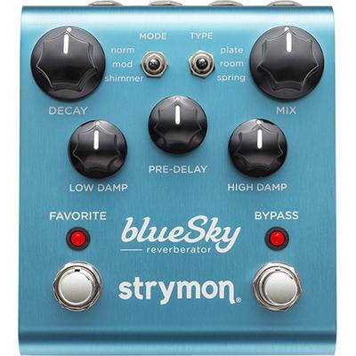 STRYMON Blue Sky Reverb Pedals and FX Strymon
