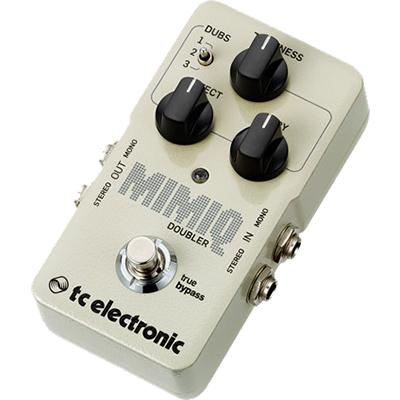 TC ELECTRONIC Mimiq Doubler Pedals and FX TC Electronic