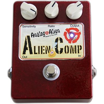 ANALOG ALIEN Alien Comp Pedals and FX Analog Alien