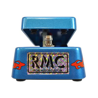 REAL MCCOY CUSTOM Joe Walsh Signature Wah Pedals and FX Real McCoy Custom