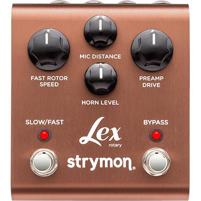 STRYMON Lex Rotary Speaker Pedals and FX Strymon
