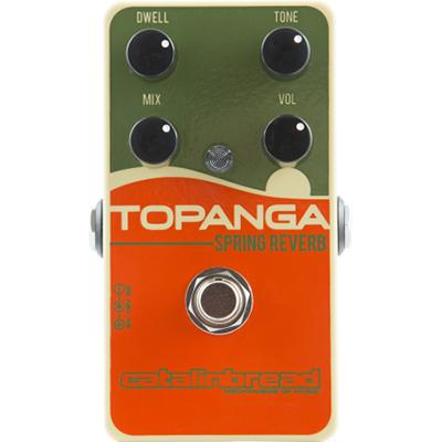 CATALINBREAD Topanga Pedals and FX Catalinbread