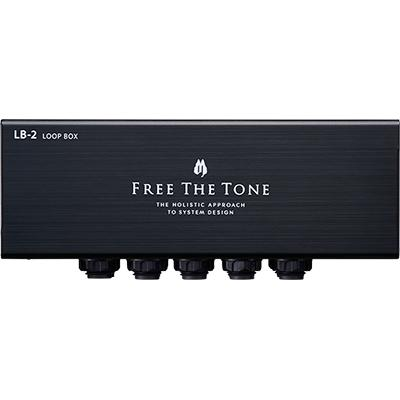 FREE THE TONE LB-2 Loop Box Pedals and FX Free The Tone