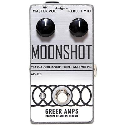 GREER AMPS Moonshot Pedals and FX Greer Amps