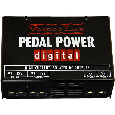 VOODOO LAB Pedal Power Digital Pedals and FX Voodoo Lab