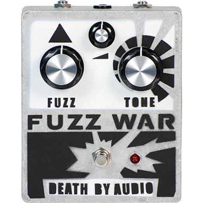 DEATH BY AUDIO Fuzz War Pedals and FX Death By Audio