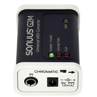 SONUUS G2M V3 Guitar to Midi Pedals and FX Sonuus