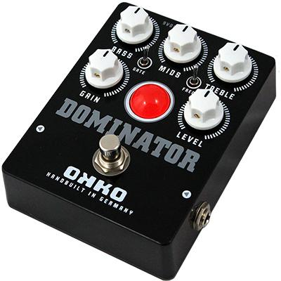 OKKO FX Dominator MKII - Black Pedals and FX Okko FX