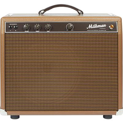 MILKMAN SOUND One Watt Plus - Jupiter Alnico - Chocolate Amplifiers Milkman Sound