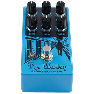 EARTHQUAKER DEVICES The Warden V2 Pedals and FX Earthquaker Devices