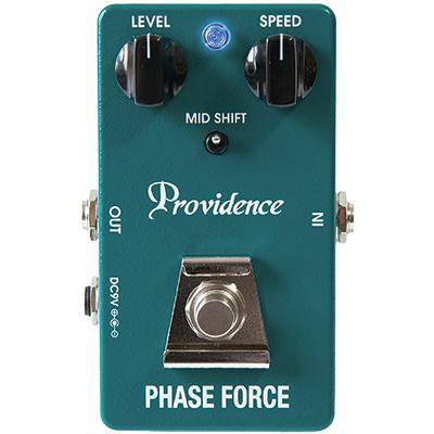 PROVIDENCE PHF-1 Phase Force Pedals and FX Providence