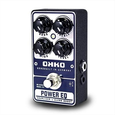 OKKO FX Power EQ Pedals and FX Okko FX