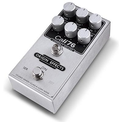 ORIGIN EFFECTS Cali 76 Compact Deluxe Pedals and FX Origin Effects