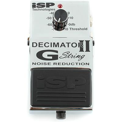 ISP Decimator II G-String Pedals and FX ISP
