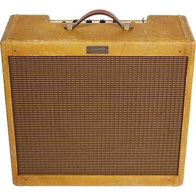 MILKMAN SOUND 18W Relic Tweed Combo - Alnico Blue Amplifiers Milkman Sound