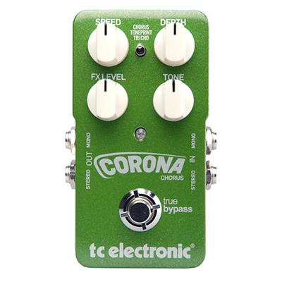 TC ELECTRONIC Corona Chorus Pedals and FX TC Electronic