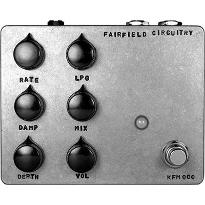 FAIRFIELD Shallow Water Pedals and FX Fairfield Circuitry