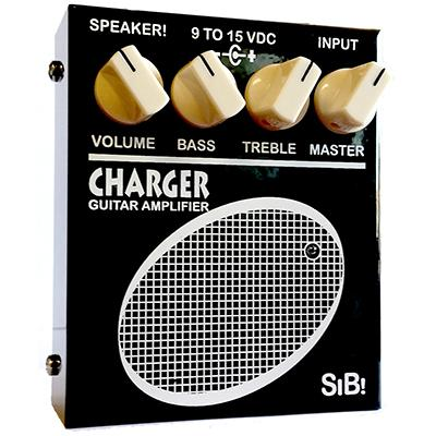 SIB! FX Charger Pedals and FX SIB