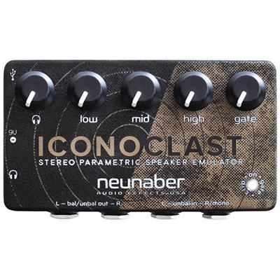 NEUNABER Iconoclast Speaker Emulator Pedals and FX Neunaber Technology