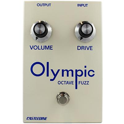 CASTLEDINE ELECTRONICS Olympic Octave Pedals and FX Castledine Electronics