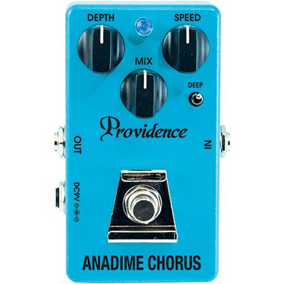 PROVIDENCE ADC-4 Anadime Chorus Pedals and FX Providence