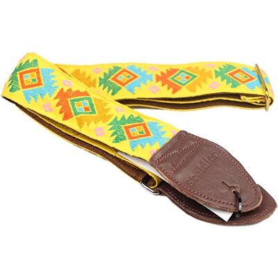 "SOULDIER STRAPS Vintage 2"" - Mojave Yellow Accessories Souldier Straps"
