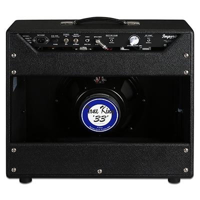 TONE KING Imperial MKII Combo - Black